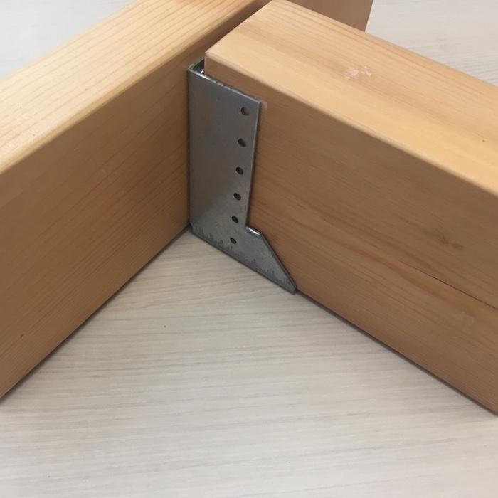 Suport grinda, papuc, cu margine interioara, lemn